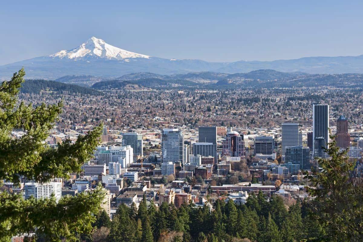 Urban Portland, OR